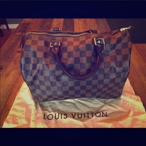 Authentic Louis Vuitton speedy 30 EUC
